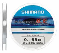 Леска Shimano Aspire Silk Shock Ice 50m 0.165mm 3.0kg