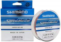 Леска Shimano Speedmaster Tapered Surf Line 220m 0.23-0.57mm 3.6-17.0kg